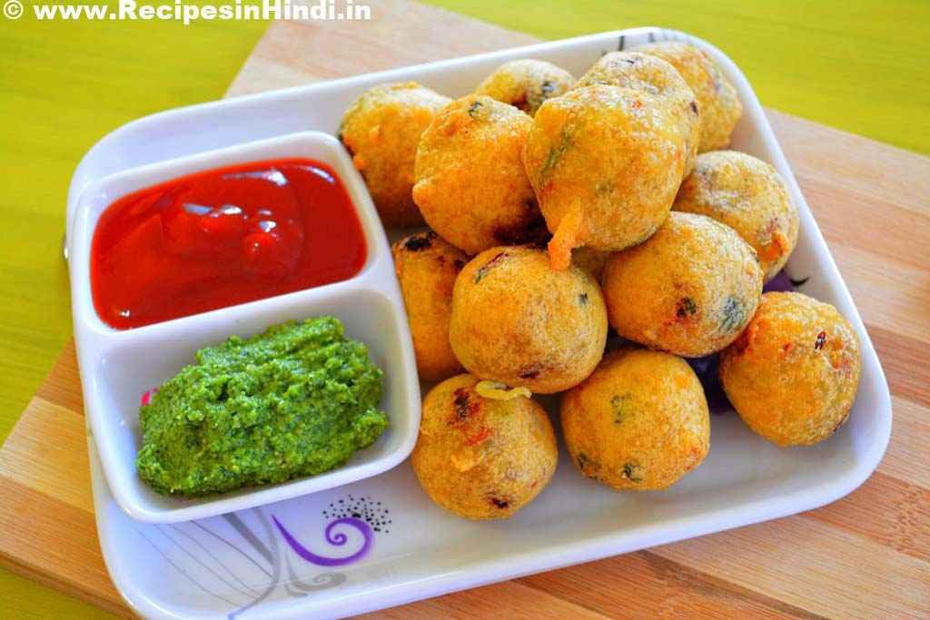 Home made Batata Vada Recipe in Hindi.
