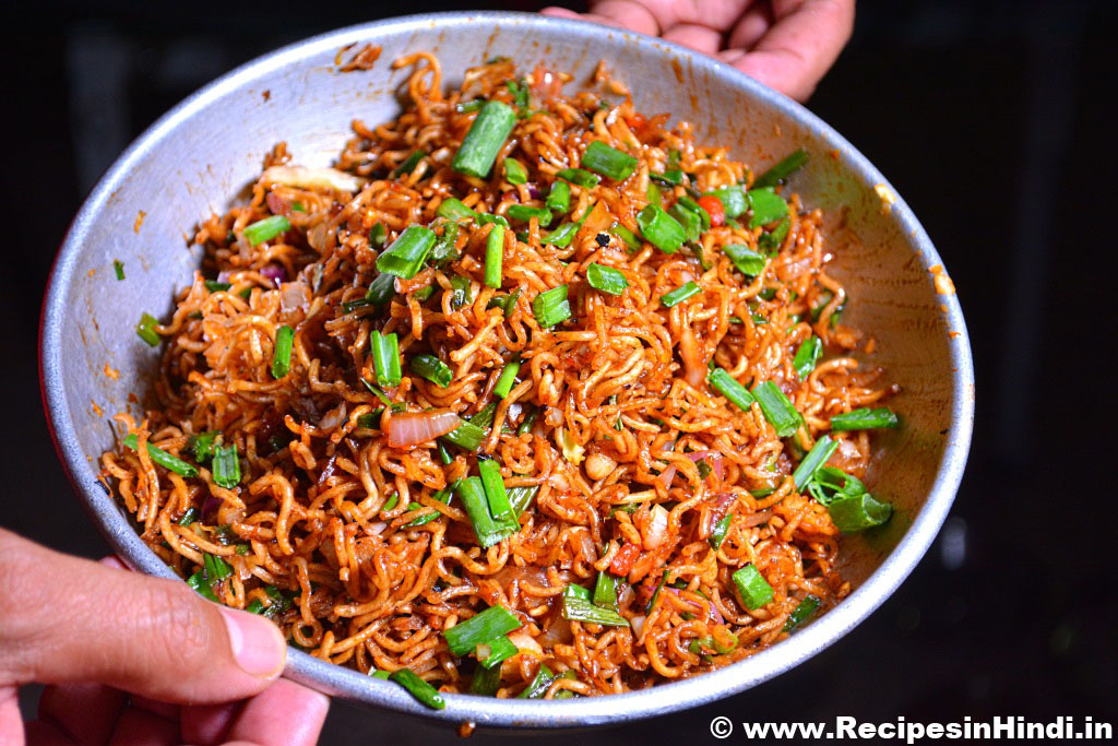 How to Cook Chinese Bhel Recipe.
