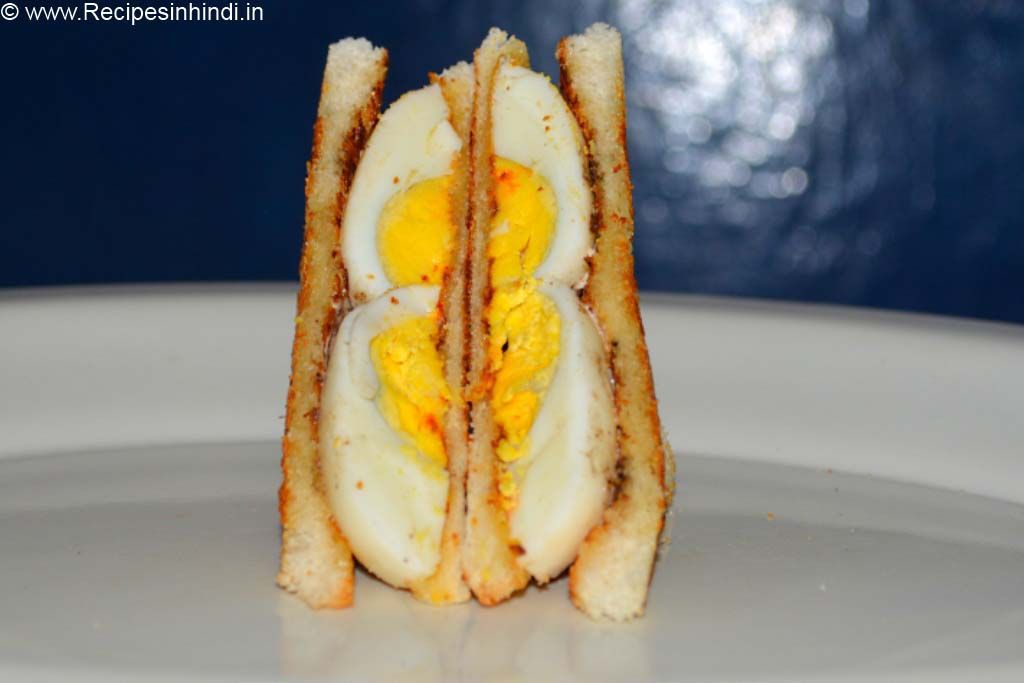 How to Make Egg Toast Recipe in Hindi, How to Cook Egg Toast Recipe in Hindi.