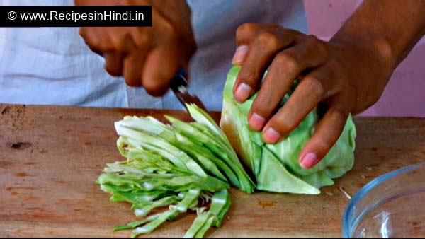 How to Make Onion and Cabbage Salad Recipe in Hindi, Best Indian Onion and Cabbage Salad Recipe, Cabbage salad Recipe.