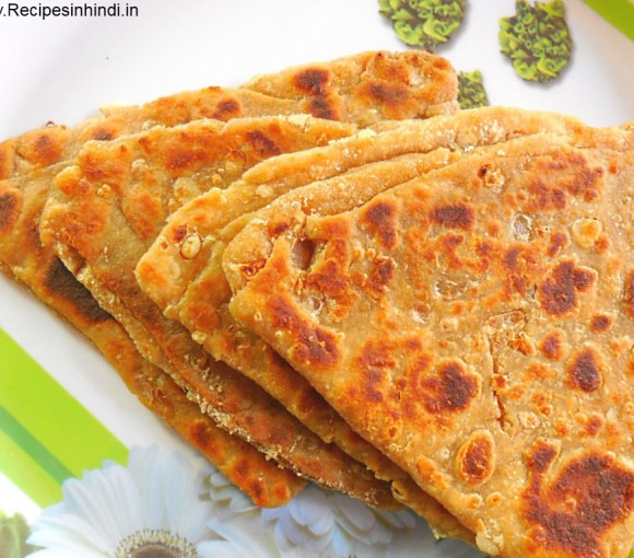 Masala Paratha Recipe, Indian Bread Recipe, Paratha Recipe.