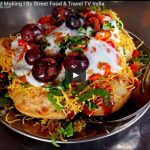 Bhel Puri | Popular Street Food in Delhi | भेलपुरी