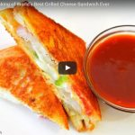 Famous Grilled Cheese Sandwich in Rajkot, India