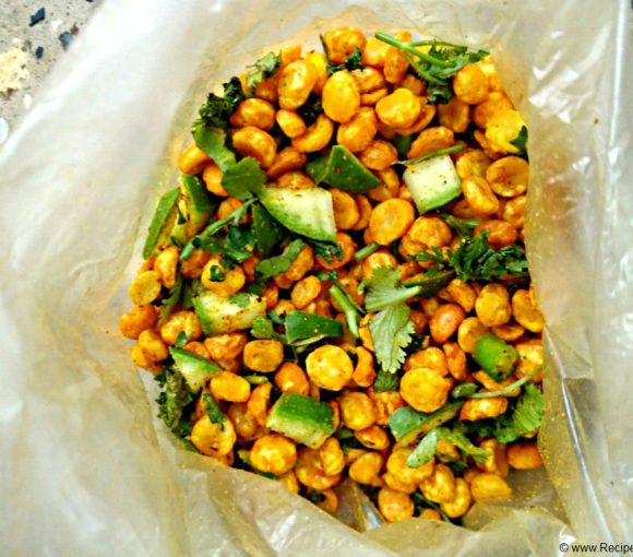 Masala Chana Dal Recipe in Hindi. Quick Snack Recipe. Coking Without Fire Recipe.