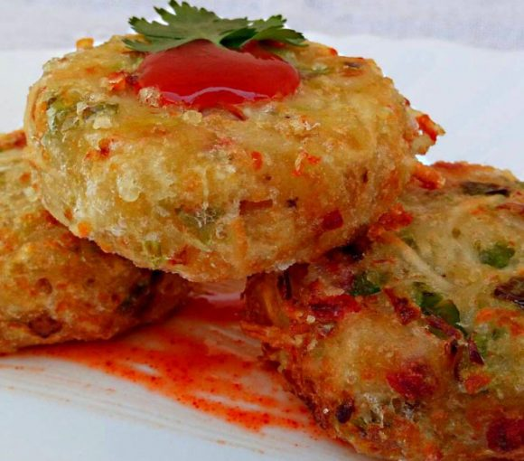 Chinese Noodles Cutlet Recipe in Hindi. Noodles Cutlet Recipe. Chinese Cutlet Recipe. Indian Starter Recipe.