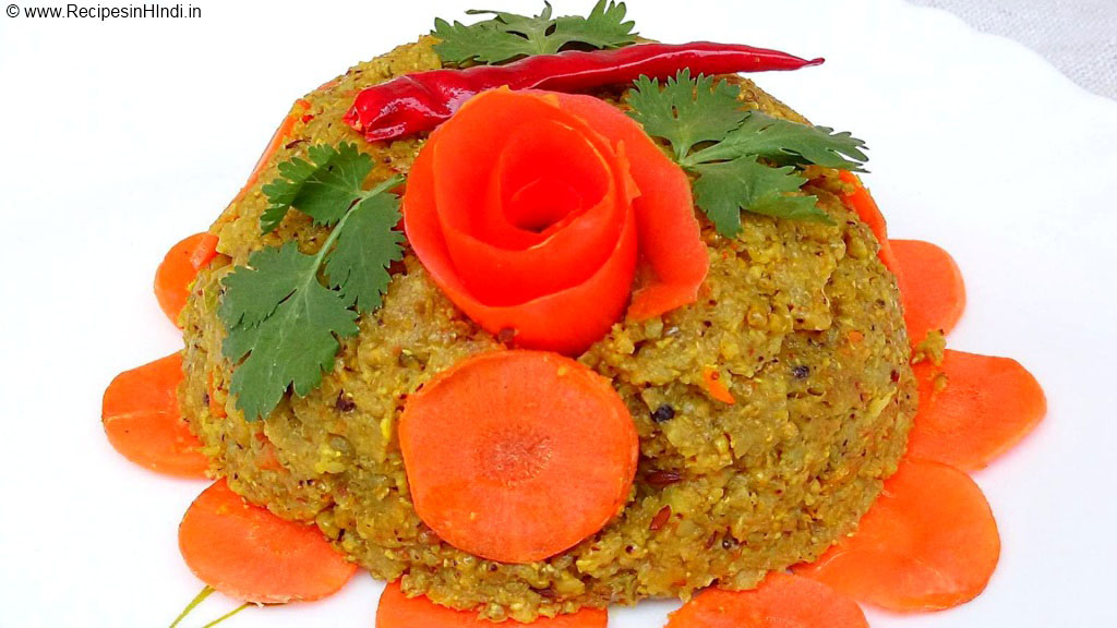 Bajra Khichdi Recipe in Hindi, Bajre ki Khichdi Recipe, Bajra Khichadi Recipe, Gujarati Khichadi Recipe, Millet Khichadi Recipe, Main Course Recipe, Gujarati Cuisine.