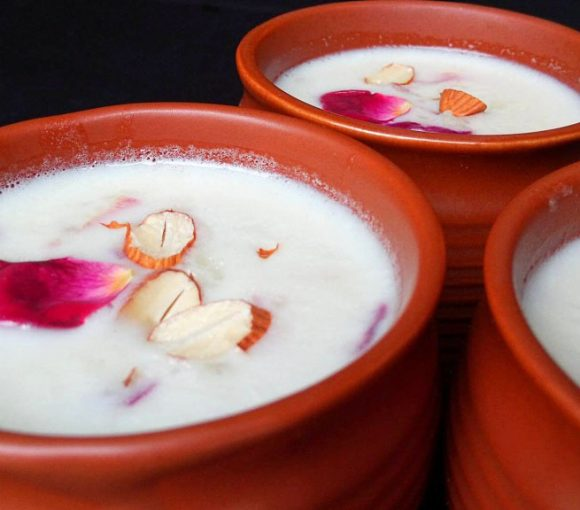 Gulab Kheer Recipe in Hindi, Gulab ki Kheer Recipe, Rose Kheer Recipe, Rose Pudding Recipe, Chawal ki Kheer Recipe, Indian Kheer Recipe, Easy Kheer Recipe, Indian Sweet Recipe.